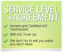 Ferrin AC Service Level